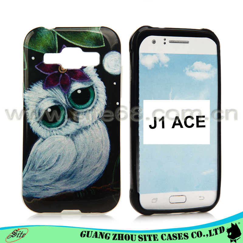 Personalized mobile phone cover For samsung galaxy j1 ace IMD beautiful case