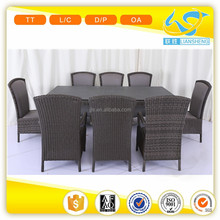 Ratan Garden Table and Leather Dinning Chairs Big Lots Garden Furniture Outdoor