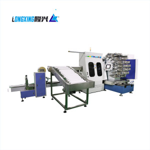 high speed 8 colors plastic cup printing machine