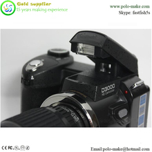 L32 16M (4032x4024) Digital Camera with 8x Wide-Angle Zoom Lens DSLr