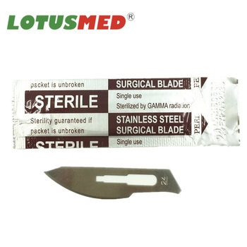 China Medical Disposable Sterile Surgical Blade with Cheap Price