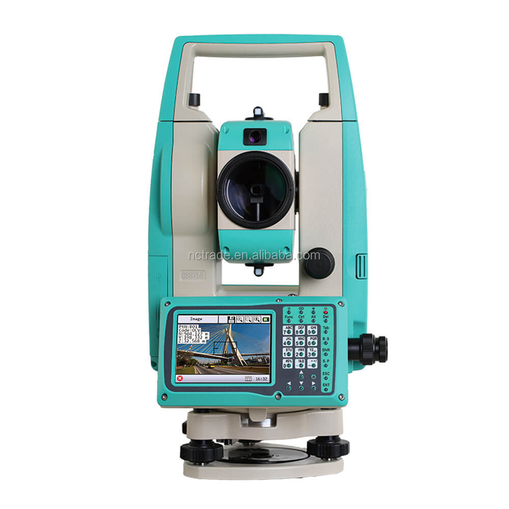 0.8 mega pixel camera high accuracy Ruide RIS best total station price with bluetooth 3.0