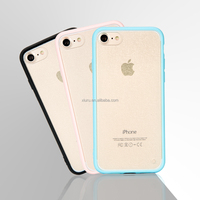 Transparent phone case TPU phone case cover for Iphone phone case