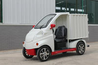 factory price new type electric cargo van