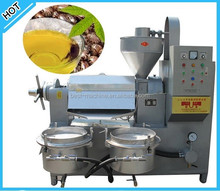 Full automatic flaxseed cooking oil making machine linseed cold oil press flax seed oil press machine