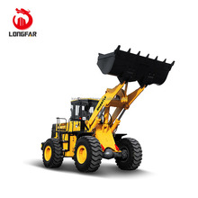 Shantui 5 ton wheel loader SL50W(N)-5