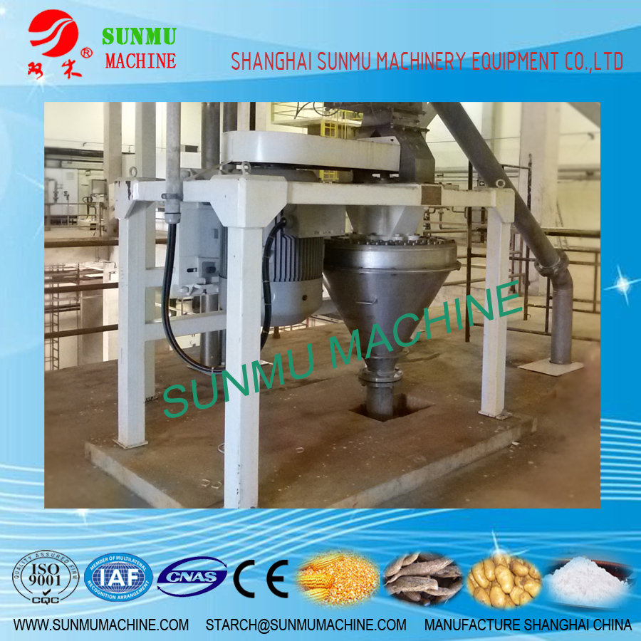 pin mill machine for corn starch