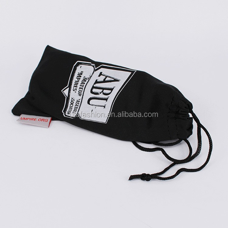 YT2006 Fashion microfiber cloth eyeglasses bags with printing