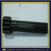 R130W-5/DH130W-5 excavator part front axle group sun gear 4472319161/4472319095
