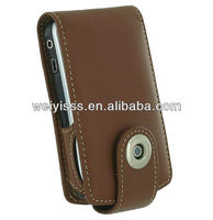 Flip Cover/battery cover Leather mobile phone case for Blackberry Z10 WFD- p051745