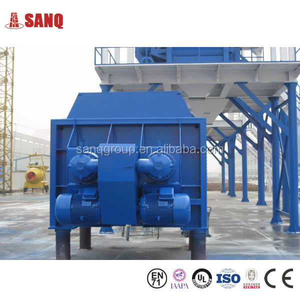 Hzs Series Hzs25-180 Ready-Mixed Cement Concrete Batching Plant