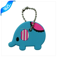 Hot Selling rubber key chains/PVC Key Protector