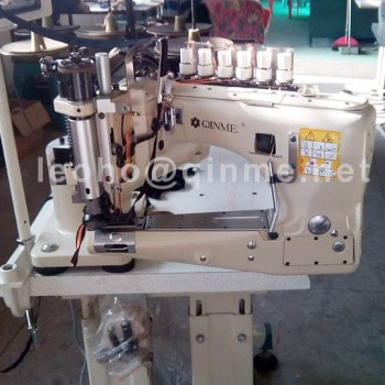 Qinme QM-36800D sewing machines athletic garments