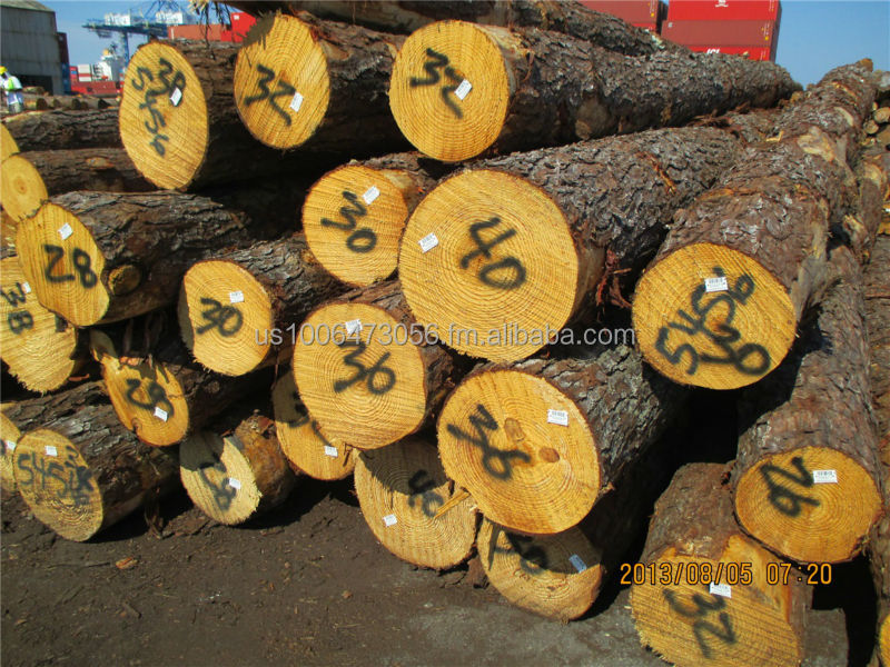 Southern Yellow Pine round log (SYP)