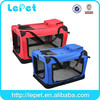 Pet carrier dog portable and convenient dog travel carrier