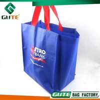 Recyclable European Style High quality Non Woven tote Bag with button