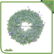 2017 top quality and fashion cheap Best Quality plastic christmas wreaths