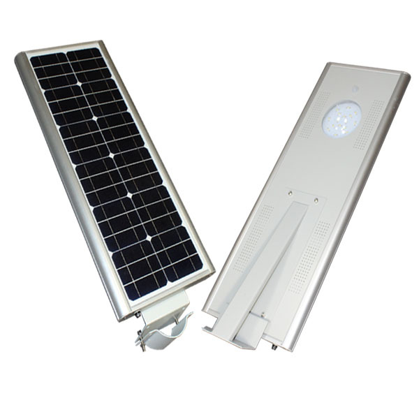 50000h Lifetime 50W solar lights outdoor green energy sun power light