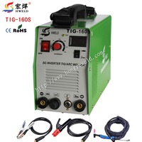 Tig Welder Inverter Weld DC Tig/ARC Welding Machine/equipment/device/welders MicroTIG160S For DIY With Accessory