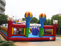used portable amusement ride