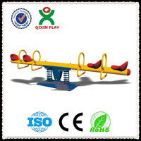 18 YEar Experience Amusement Seesaw for Kids/outside Kids Games/Kids Rides for Sale/QX-095A
