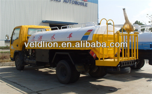 10 m3 New Water Tank Truck/ Wate Spray Truck