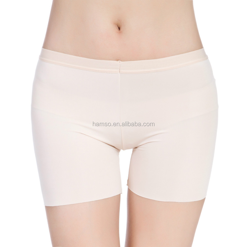 New Arrival! Best cheap OEM seamless women boxer shorts