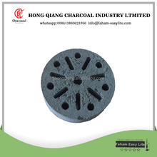 Hong Qiang compressed bamboo honeycomb charcoal for wholesaler