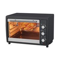 38L Kitchen Appliances Toaster Oven Electric