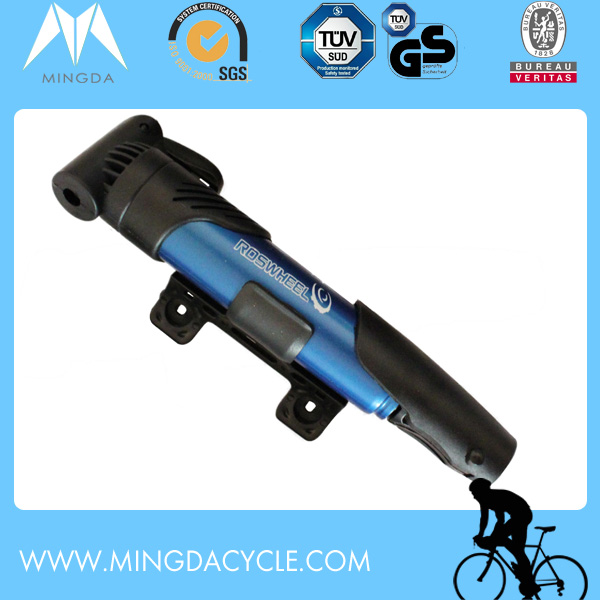 Bicycle Air Pump Aluminum Alloy Mini Portable Bicycle Air Pump