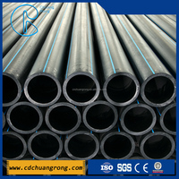 Offer 90mm-1200mm Types of Plastic Water Pipe