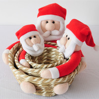 best selling item new products basket gifts for christmas ornaments