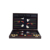 Custom wholesale wooden backgammon gift set