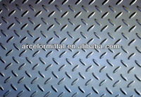 checkered/ diamond stainless steel plate
