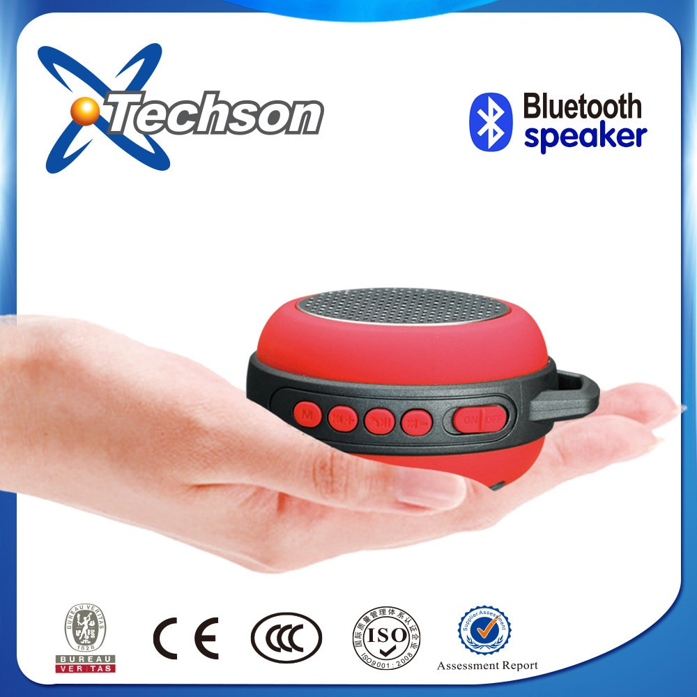 OEM good quality manufacturer wholesales portable sd card bluetooth mini speaker fm radio