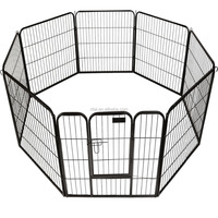 Foldable Playpen Play Pen For dogs, ducks, rabbits, guinea pigs