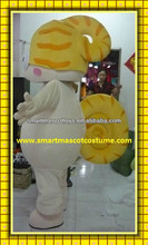 China manufacture Plush material snail costume for adult to wear high quality lovely snail mascot costume for adults