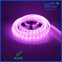 Hot sale and high brightness waterproof IP68 car lighting 020 side emitting led strip RGB side view strip