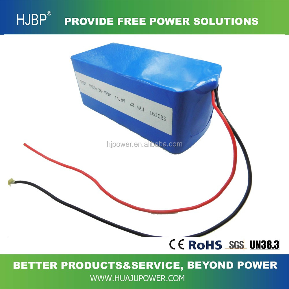 Factory supply Lifepo4 12v 10ah 18650 battery pack