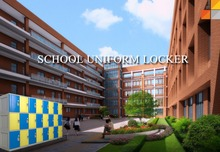 ABS UNIFORM SCHOOL LOCKER