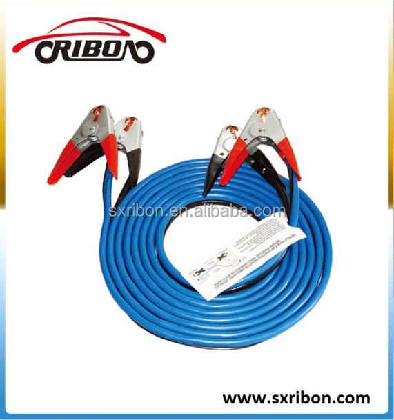 car booster cable 4GA 20FT jumper cable for emergency