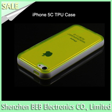 NO.1 exporting bumper case for iphone5c from China's verified supplier
