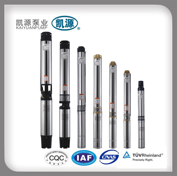 QJ Deep Well Pump Best Submersible Pumps In India