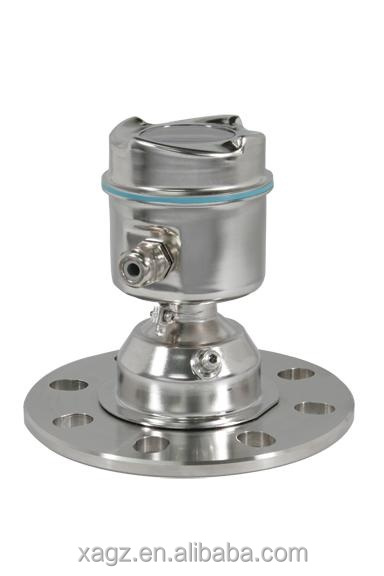 SITRANS LR560 2-wire, 78 GHz FMCW radar level transmitter