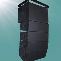 multimedia line array speaker cabinet tutor speaker system