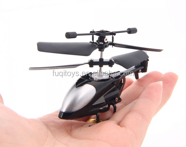 2014 newest and Best Price Small Alloy QS5012 2.5 Channel RC mini cheapest Infrared Helicopter with Gyro RTF