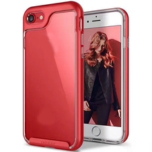 Transparent Slim Fit Cover + Frame Protective PC TPU Phone Case Cell Phone Case Cover for iphone6 6plus 7 7plus