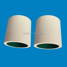 10 inch white rice hulling rubber rolls for rice processing machine