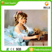 Fast supplier Zhejiang factory diy diamond painting women sex with animal photos