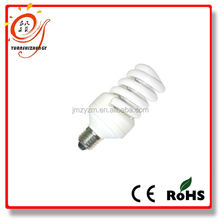 CE standard cfl parts with spiral shape